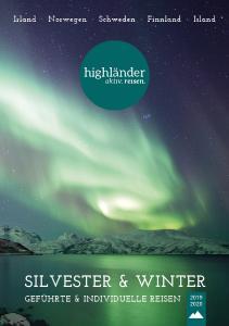 Katalog Winter & Silvester 2019/2020 - Cover
