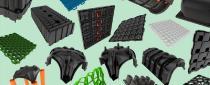 Geoplast Produkte aus recycelten Kunststoffen Unser erstes Produkt war Modulo, das in 1998 erschien. Seitdem haben wir 41 weitere Produkte geschaffen, die die Nachhaltigkeit und Leistungsfähigkeit des Gebäudes in Bezug auf Energieeffizienz, Widerstandsfähigkeit, Reduzierung des CO2-Ausstoßes, Erdbebensicherheit, Insassensicherheit, Sicherheit am Arbeitsplatz und viele anderen Parameter verbessern.