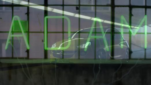 Opel ADAM Screen