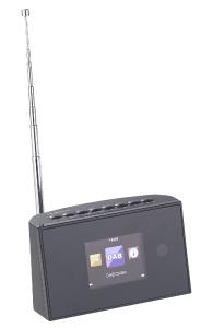 ZX 1685 07 VR Radio Digitaler WLAN HiFi Tuner mit Internetradio