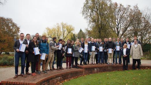 TÜV SÜD vergibt QMF-Zertifikate an Studenten der Brau- und Getränketechnologie