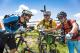 Neue Mountainbikestrecke in den Alpen