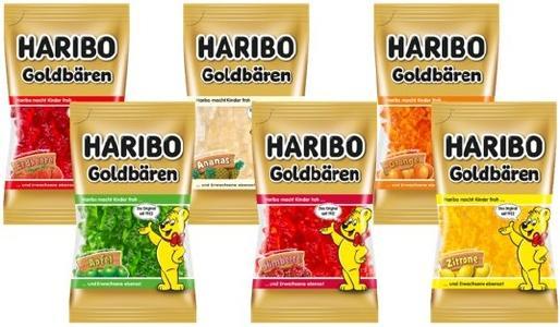 HARIBO Goldbären-Monobeutel
