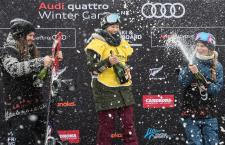 Kim and Totsuka victorous in season's first Halfpipe World Cup