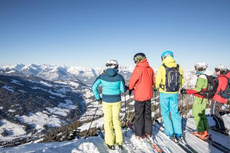 Skiopening im Ski Juwel