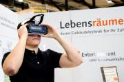 """So sieht die Zukunft aus: Showroom """"Lebensräume"""" gibt Einblicke über Neuheiten im Smart Home. Bildquelle: Solar Promotion GmbH"""