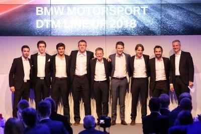 Joel Eriksson, BMW DTM-Fahrer 2018, BMW Motorsport Saisonabschluss