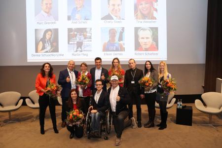 BEMER Sportkongress Basel – Foto: Michael Hampel