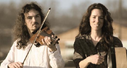 Samuel und Birgit Aubert