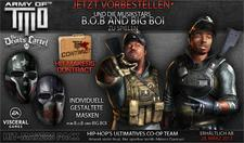 Electronic Arts arbeitet mit den Hip-Hop-Ikonen Big Boi und B.o.B am Koop-Action-Blockbuster Army of TWO The Devil's Cartel