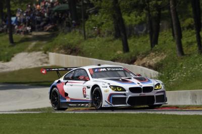 #25 BMW M6 GTLM, BMW Team RLL, IWSC, Road America