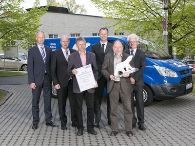 Erneut Gewinner des Lieferantenpreises der Dresdner Kühlanlagenbau GmbH