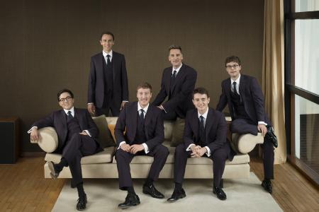 King's Singers / Foto: Rebecca Reid