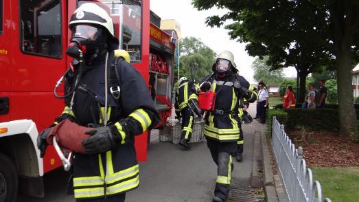 Feuerwehrübung 7