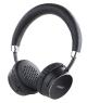 auvisio Premium-On-Ear-Headset OHS-250 im Aluminiumgehäuse mit Bluetooth 4.0