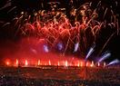 Team from Sweden wins the 25th International Fireworks Competition in Hannover Herrenhausen