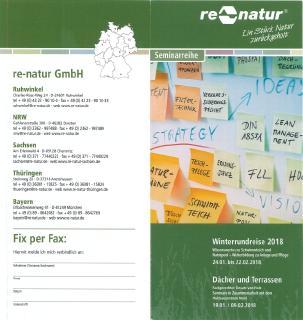 re-natur Winterrundreise 2018