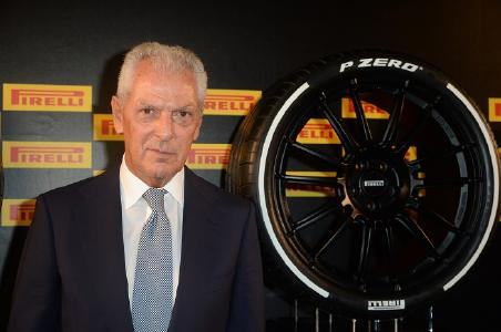 Marco Tronchetti Provera, Vizepräsident und CEO von Pirelli