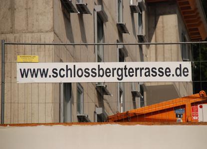 Das Quartier Schlossbergterrasse in Weinheim an der Bergstraße ist das bisher größte, Foto: Caparol Farben Lacke Bautenschutz/Achim Zielke