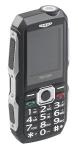 simvalley MOBILE Stoßfestes Outdoor-Handy XT-300, Dual-SIM-Funktion, Bluetooth, FM-Radio, IP67