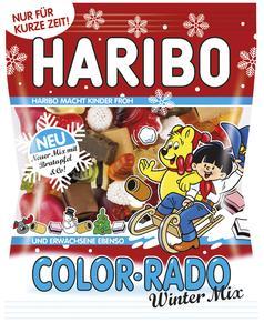 Rudolf das Rentier, der Weihnachtsmann und der Nikolaus - Alle feiern beim HARIBO GOLDBÄREN!