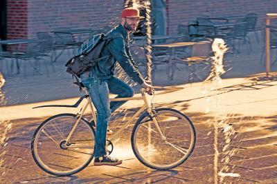 Der richtige Schutz für Rad und Fahrer