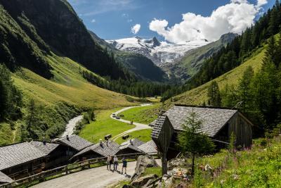 Die besten Wanderhotels in den Alpen