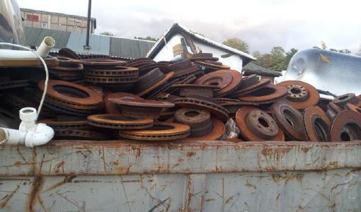 Schrotthändler Herne kauft ihre Schrott und Metall zu fairen Preisen