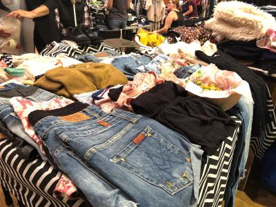 Mädchen Klamotte - Der Mädelsflohmarkt in der Messe Kalkar
