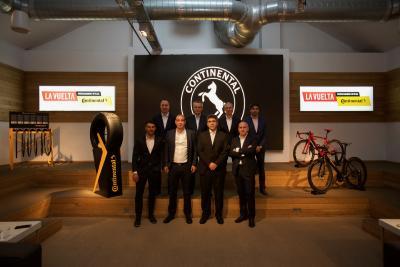 """Continental wird Sponsor der Spanienrundfahrt """"La Vuelta"""""""