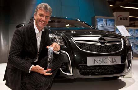 Design-Auszeichnung für den Opel Insignia