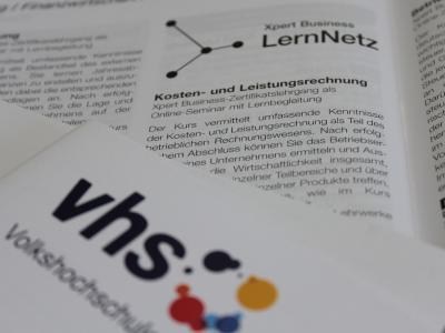Im neuen Frühjahrsprogramm 2020 finden sich zusätzliche Informationen zu den Xpert Business-Kursen, Foto: Christian Lips/Vogelsbergkreis
