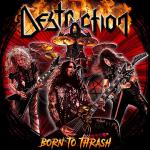 "DESTRUCTION  -  be part of the new live album ""Born To Thrash - Live In Germany!"