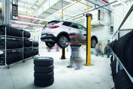 Opel Grandland X Service Check
