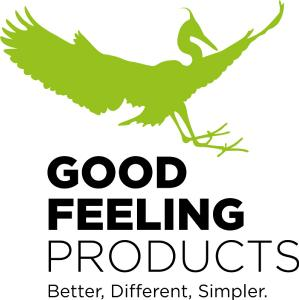 Good Feeling Products Branding