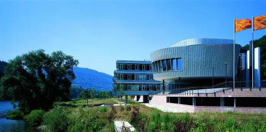 Headquarters GELITA AG in Eberbach, Germany