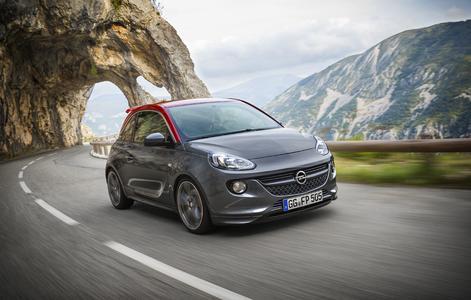 Made in Eisenach: Die Opel ADAM-Zulassungen stiegen im Juni um 10,5 Prozent im Vergleich zum Vorjahresmonat