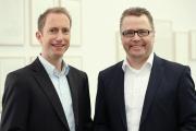 Rainer Krumm und Stefan Fischer