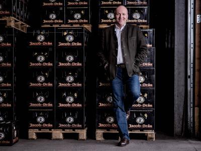 Die Adelung, die in den nächsten Wochen offiziell veröffentlicht wird, sorgt bei Brauereichef Marcus Jacob für große Freude: