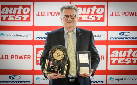 J.D. Power Award: Top Scores for Opel Flagship Insignia / Picture: Opel Automobile GmbH