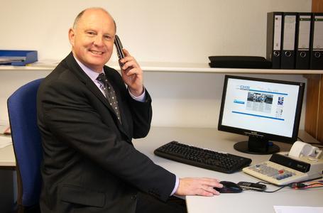 Ulrich Krauth, Geschäftsführer von CKS GmbH (Foto: CKS GmbH)