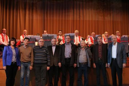 WeberHaus verabschiedet Mitarbeiter in den Ruhestand / Foto: WeberHaus