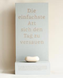 3.  (Elena Schwarzloh-Krüger) Die einfachste Art sich den Tag zu versauen