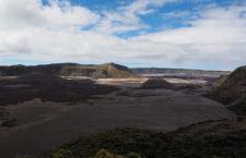 Karthala Vulkan