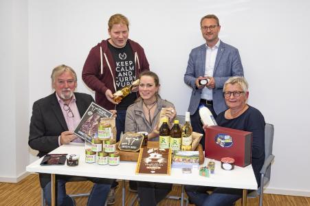 """Zukünftige """"Vogelsberger Original""""-Produkte: Die Jury hat getagt..."""