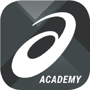 ASICS ACADEMY Logo