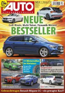 AUTO STRASSENVERKEHR 23/2018 / Motor Presse Stuttgart