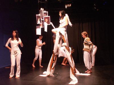Jugendgruppe im piccolo Theater