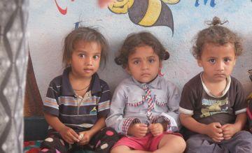 In den Slums von Kathmandu finanziert die Georg Kraus Stiftung täglich warme Mahlzeiten für rund 200 Kinder