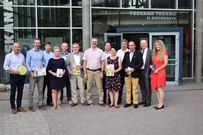 MWG Vorstandssitzung Bad Sulza, Foto Mitteldeutsches Netzwerk für Gesundhet